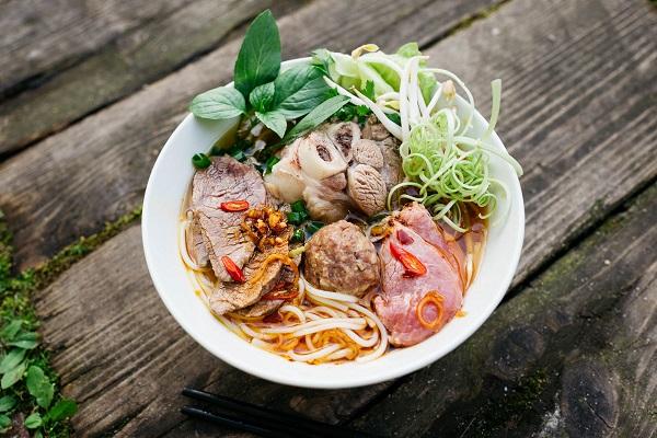 Văn hóa ẩm thực và du lịch miền Trung